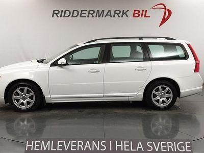 begagnad Volvo V70 2.4D D-värm Navi Drag Fullservad 2009, Kombi 59 800 kr