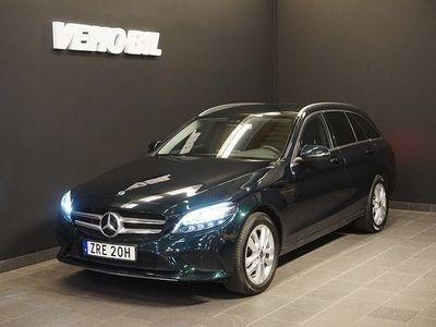 begagnad Mercedes C220 T d 4M 220d Kombi 4-Matic 360-Kamera Värmare Aut Drag Nav