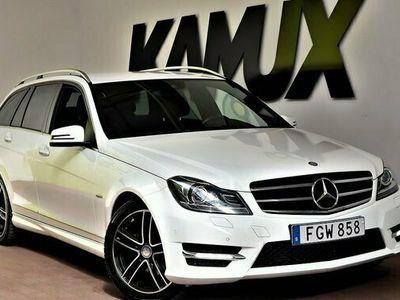 begagnad Mercedes C220 C BenzCDI | AMG | Drag | Värmare | S&V hjul | 2014, Kombi Pris 136 800 kr
