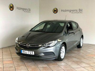 begagnad Opel Astra 10 Enjoy 105hk Apple CarPlay Rattvärme