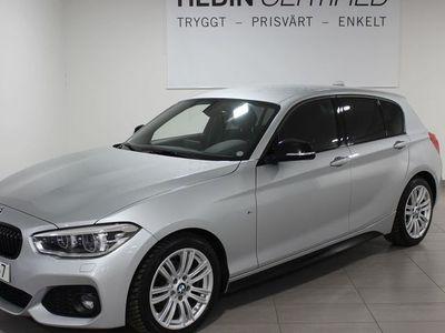 begagnad BMW 116 d M-Sport 116HK