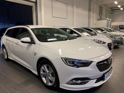 begagnad Opel Insignia Sports Tourer 2.0 CDTI 4x4 Automat Euro 6 210hk