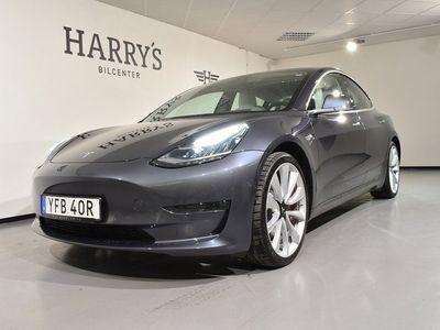 brugt Tesla Model 3 Performance 75 kWh Single Speed 462HK