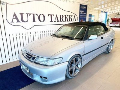 brugt Saab 9-3 Cabriolet 2.0 Turbo 200hk