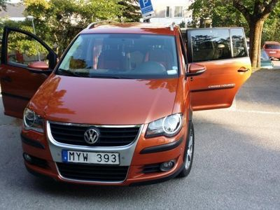 usado VW Touran Cross 2.0 TDI DSG 7-sits -10
