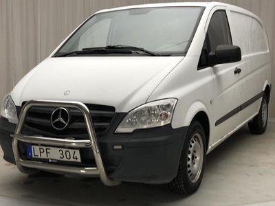 begagnad Mercedes Vito 116 CDI W639 2011, Transportbil 75 000 kr