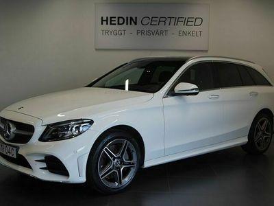 begagnad Mercedes 300 - Benz C - KLASSd 4MATIC AMG Paket / Premium Paket Plus - 245hk