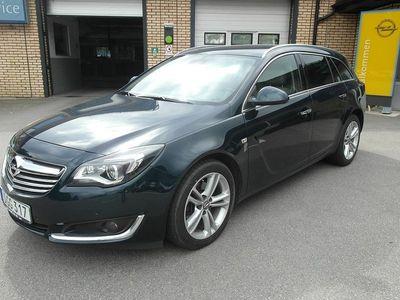 begagnad Opel Insignia Business ST 2.0 CDTI 4x4 AT6(163hk) Lågmil