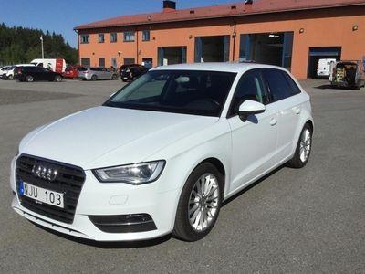 gebraucht Audi A3 Sportback 2.0 TDI quattro (150hk)