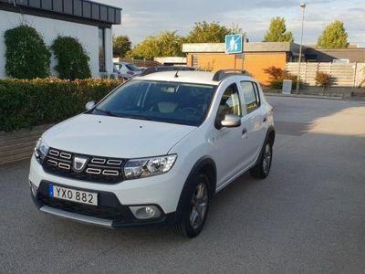 used Dacia Sandero 0,9 Tce Easy-R Stepway nybils.g -17