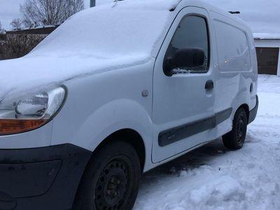 begagnad Renault Kangoo Maxi 1.5/lättkrockad/