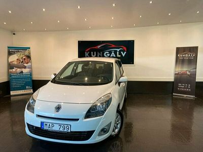 begagnad Renault Grand Scénic 1.5dCi*2ÄGARE*7-SITS*FINT SKICK*NYBES*