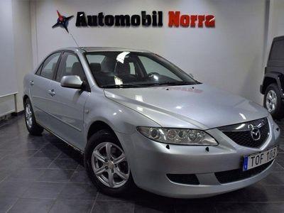 begagnad Mazda 6 2.0Auto Drag Motorvärmare 2003, Sedan 19 900 kr