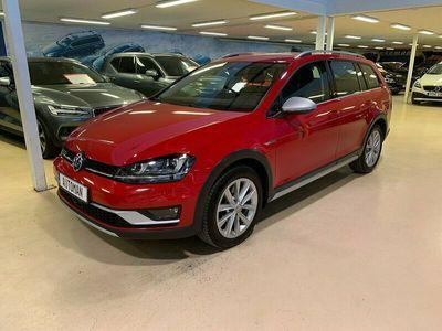 begagnad VW Golf Alltrack 1.8 TSI 4Motion DSG Euro 6 180hk