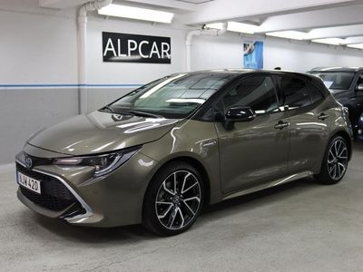 begagnad Toyota Corolla EXECUTIVE, GPS, 1300 MIL