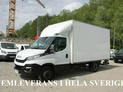 begagnad Iveco Daily Chassis 3.0 JTD AUT BG-Lyft*
