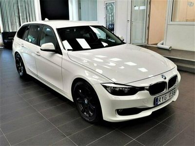 begagnad BMW 316 d Touring Steptronic