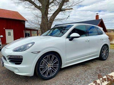 begagnad Porsche Cayenne S V8 Diesel, Burmester,SpChro