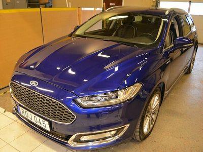 begagnad Ford Mondeo Vignale 2.0TDCi 180HK AWD Aut Sync3 Drag Moms