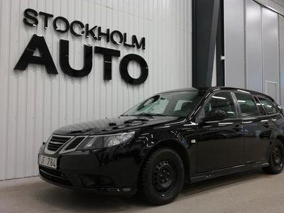 begagnad Saab 9-3 1,8t Vector SportCombi Automat