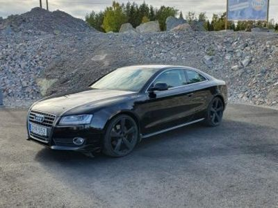 begagnad Audi A5 Coupé 2.7 TDI FYND -09