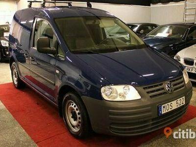 begagnad VW Caddy från Grabbarna Bilcenter AB