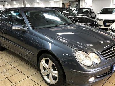 begagnad Mercedes 500 CLK BenzCoupé Auto 2004, Personbil 74 900 kr