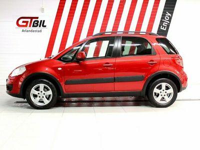 begagnad Suzuki SX4 1,95% ränta 3 mån fri försäkring 1.6 VVT i-AWD GLX 120hk 4W