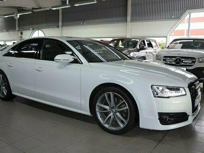begagnad Audi A8 3.0 TDI V6 Quattro (262hk)