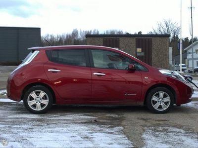 begagnad Nissan Leaf Acenta -14