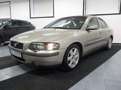 begagnad Volvo S60 2.5T Business 210 hk Helläder -04