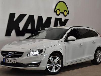 begagnad Volvo V60 D5 Plug-in Hybrid AWD Momentum 231hk