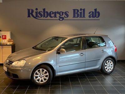 begagnad VW Golf 5-dörrar 1.6 Multifuel 102hk