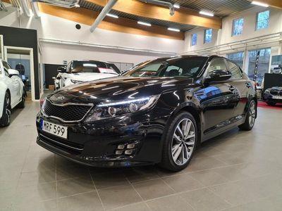 begagnad Kia Optima OPTIMA 1,7 CRDI AUT