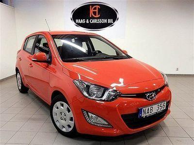 begagnad Hyundai i20 i201,2 Premium Plus 2013, Kombi 92 000 kr