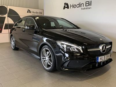 begagnad Mercedes CLA250 Shooting Brake 250 SHOOTING BRAKE