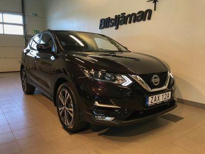 begagnad Nissan Qashqai 1.3 DIG-T DCT Euro 6 160hk