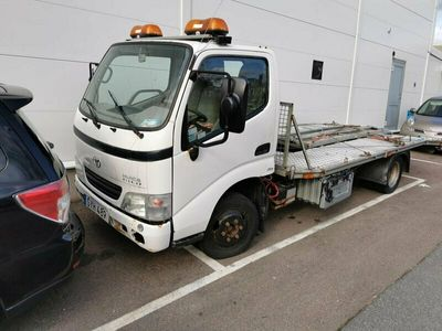 begagnad Toyota HiAce PICK UP