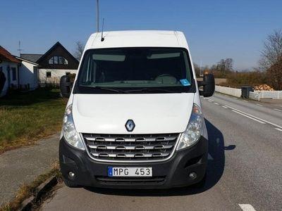 begagnad Renault Master 2.3 cdi