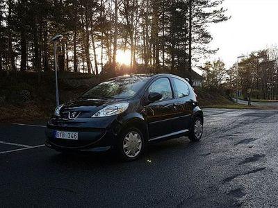 gebraucht Peugeot 107 1,0 5D Låg mil -08