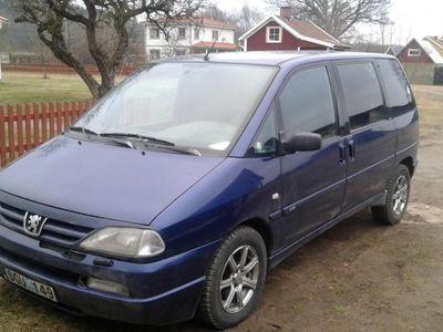 begagnad Peugeot 608 -91