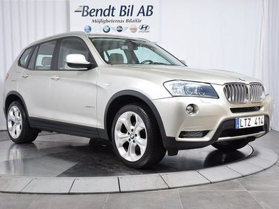 used BMW X3 30d xDrive / 3800mil/ Panorama -11