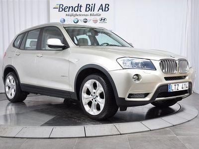 begagnad BMW X3 30d xDrive / 3800mil/ Panorama -11