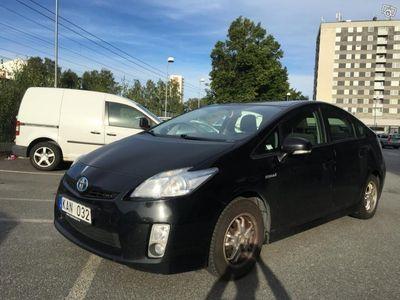 begagnad Toyota Prius i mycket bra skick -10
