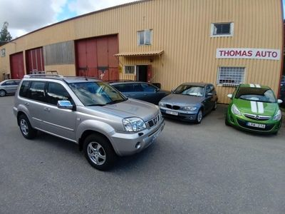 begagnad Nissan X-Trail 2.5 4x4 165hk