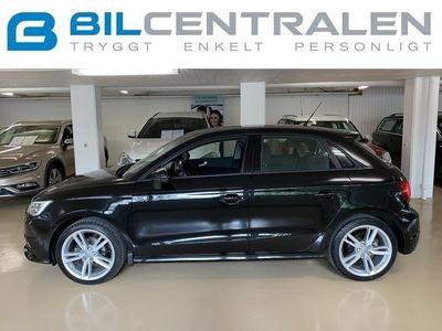 gebraucht Audi A1 Sportback 1.0 TFSI 1.95% Ränta S-line Pro Line Euro 6 95hk