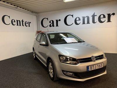 usata VW Polo 1.4 / 86hk / Låga mil