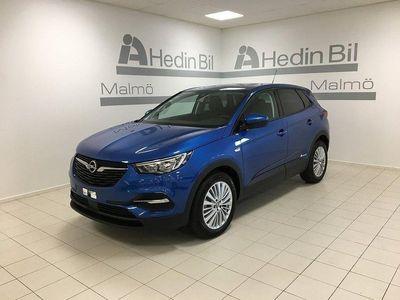 begagnad Opel Grandland X 1.2 130hk EcoTec Enjoy Autom