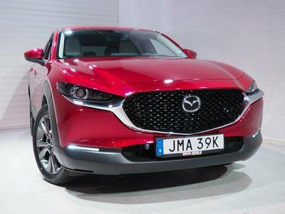 begagnad Mazda CX-30 COSMO 180hk Aut AWD M Hybrid Motorvärmare
