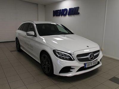 begagnad Mercedes C200 d Drag AMG